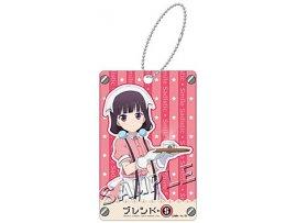 預訂 3月 日版  slaps 調教咖啡廳 Blend S - Acrylic Pass Case: Maika Sakuranomiya