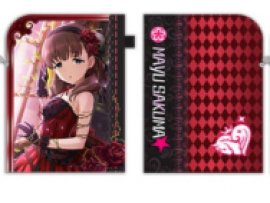 "Seasonal Plants 偶像大師灰姑娘女孩""防水袋  THE IDOLM@STER Cinderella Girls - Water-repellent Pouch"