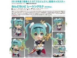 Good Smile 初音未來GT計畫  898黏土人 RACING MIKU 2018 Nendoroid - Hatsune Miku GT Project: Racing Miku 2018 Ver.