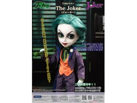 預訂 7月 日版  Jul Groove   小醜 TAEYANG - The Joker Complete Doll