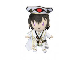 預訂 8月 日版  Movic  魯魯修公仔 Code Geass: Lelouch of the Rebellion - Plush: Emperor Lelouch