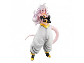 預訂 7月 MegaHouse DRAGON BALL GALS 人造人21號 變身Ver PVC Figure