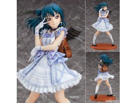 With Fans! 津島善子 Blu-ray封面Ver. [Exclusive Sale] Love Live! Sunshine!! Yoshiko Tsushima Blu-ray Jacket Ver. 1/7 PVC Figure