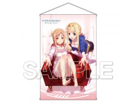 "KADOKAWA 刀劍神域  Sword Art Online"" HD Wall Scroll"