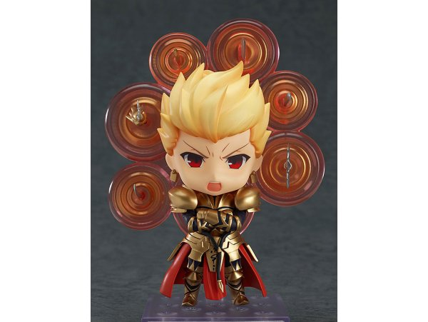 預訂 6月 日版 Good Smile 410 黏土人 吉爾伽美什 Nendoroid - Fate/stay night: Gilgamesh