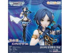 預訂 3月   amiami 速水奏  THE IDOLM@STER Cinderella Girls Kanade Hayami Endless Night ver. 1/8 PVC Figure