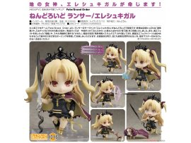預訂 4月 Good Smile 1016黏土人 Lancer/艾蕾什基伽爾  Nendoroid Fate/Grand Order Lancer/Ereshkigal