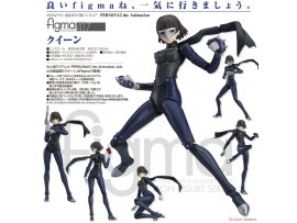 預訂 7月  Max Factory PERSONA5  417 figma Queen figma PERSONA5 the Animation Queen