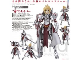 "預訂 2月  Max Factory 小莫 414figma Fate/Apocrypha Saber of ""Red"""