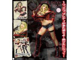 預訂 6月 日版  Kotobukiya 山下美少女 HORROR BISHOUJO - Freddy vs. Jason: Freddy Krueger Second Edition 1/7 PVC Figure