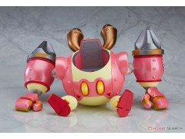 預訂 6月 日版 Good Smile 星之卡比 機器人星球 黏土人配件系列 機械裝甲 Nendoroid More - Hoshi no Kirby: Robobo Planet: Robot Armor