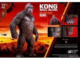 預訂 8月 日版   Star Ace Toys 髑髏島の巨神 Kong: Skull Island - Kong Soft Vinyl Statue