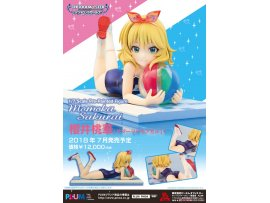 日版  Plum  櫻井桃華 THE IDOLM@STER Cinderella Girls - Momoka Sakurai [Summer Mademoiselle]+ 1/7 PVC Figure