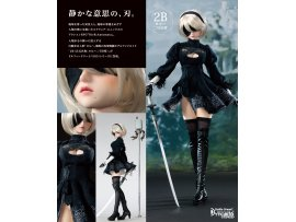 預訂 10月  volks NieR:Automata× Dollfie Dream 尼爾 2B 日本volks 直送