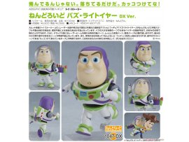 預訂 7月 日版 Good Smile 1047-DX 黏土人 巴斯光年 DX Ver. Nendoroid TOY STORY Buzz Lightyear DX Ver