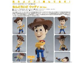 預訂 7月 日版 Good Smile  玩具總動員 1046-DX 黏土人 胡迪 DX Ver. Nendoroid TOY STORY Woody DX Ver.