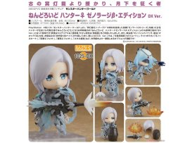 預訂 6月 Good Smile 魔物獵人世界 1025-DX 黏土人 獵人♀冥燈龍β裝 DX Ver. Nendoroid Monster Hunter: World Female Hunter Xeno'jiiva Beta Edition DX Ver.