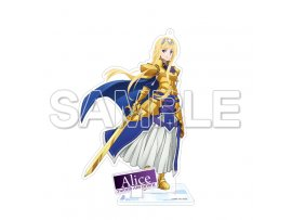 "KADOKAWA 刀劍神域 愛麗絲""Sword Art Online -Alicization-"" Acrylic Figure Alice about ""Product st"