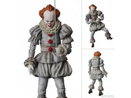 "預訂 8月 日版  Medicom Toy MAFEX No.093 MAFEX PENNYWISE ""IT"