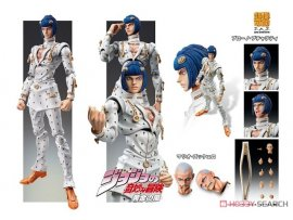 預訂 5月   Medicos  Entertainment JoJo的奇妙冒險 布魯諾 Super Action Statue JoJo's Bizarre Adventure Part.V Bruno Bucciarati