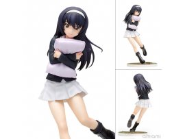 預訂 3月 日版  WAVE x amiami 少女戰車劇場版 冷泉麻子 DreamTech Girls und Panzer the Movie Mako Reizei Panzer Jacket Ver. 1/8   PVC  Figure