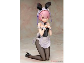 Freeing Re: Life in a Different World from Zero 從零開始的異世界生活  拉姆  Ram Bunny Ver PVC Figure