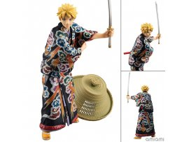 預訂 6月  MegaHouse 火影歌舞伎 嗚人 [Exclusive Sale] G.E.M. Series NARUTO Naruto Uzumaki Kabuki EDITION   Figure