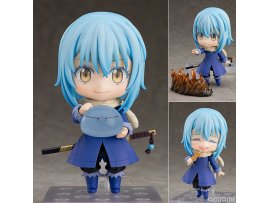 日版 Good Smile 關於我轉生變成史萊姆這檔事 1067 黏土人 利姆路    Nendoroid That Time I Got Reincarnated as a Slime Rimuru
