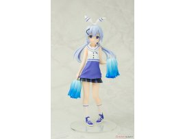 Chara-ani 請問您今天要來點兔子嗎?Is the order a rabbit?? - Chino Cheerleader Ver. 1/7 Complete Figure