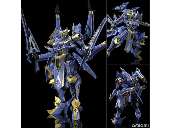 預訂 11月 日版 Good Smile   騎士&魔法 伊迦爾卡 MODEROID Knight's & Magic Ikaruga Plastic Model Pre-order