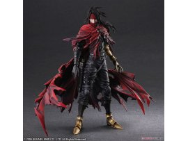 預訂 5月 日版Square Enix Play Arts Kai  -文森特·瓦倫汀  Dirge of Cerberus Final Fantasy VII: Vincent Valentine