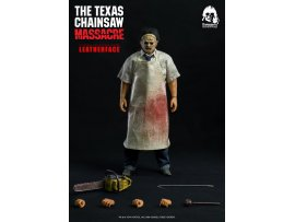 預訂 6月  The Texas Chain Saw Massacre Leatherface 德州電鋸殺人狂1/6th Scale Collectible Figure