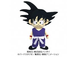"日版 Bandai  悟空公仔 Dragon Ball"" Son Goku -Boyhood- Plush"