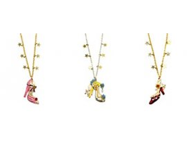"預訂 4月 日版  Takaratomy Arts 百變小櫻 限定版 3種  ""Cardcaptor Sakura: Clear Card Arc"" Costume Shoes Series Necklace"