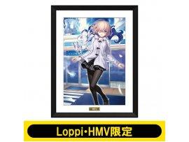 hmv 瑪修複製原画Original duplicate original (with serial number) [A] Fate / Grand Order