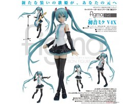 Max Factory 394figma 初音未來 V4X- Character Vocal Series 01: Hatsune Miku V4X