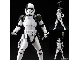 日版 Kotobukiya 白兵 ARTFX+ - Star Wars: The Last Jedi: First Order Stormtrooper Executioner 1/10 Easy Assembly Kit