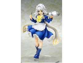 ques Q Touhou Project 十六夜咲夜 東方香霖堂版. PVC Figure