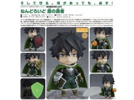 日版 Good Smile Company 盾之勇者成名錄  盾の勇者 Nendoroid 1113 The Rising of the Shield Hero - Shield Hero