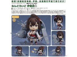 日版 Good Smile Company Kantai Collection 艦娘 Nendoroid 1128 Ise Kai-II  伊勢改二