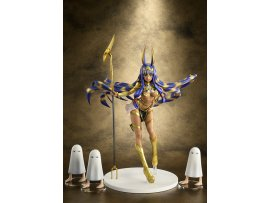預訂 11月 hobbyjapan Fate/Grand Order CASTER 尼托克里斯 1/7 PVC Figure