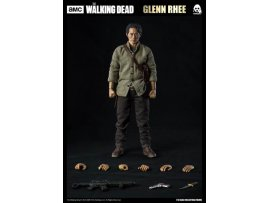 ThreeZero 陰屍路 葛倫 The Walking Dead – Glen Rhee 1/6 Scale Figure