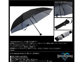 "預訂 6月 日版   Square Enix 雨傘 Kingdom Hearts"" Folding Umbrella"