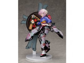 預訂 10月 日版 aniplex 新年 瑪修 Fate / Grand Order Grand · New Year  Mash · Kyrie Light  1/7 scale figure