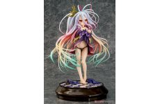 預訂12月 PHAT No Game No Life Shiro Tuck up ver.   白 1/7 PVC Figure