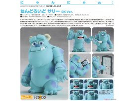 預訂 9月  Good Smile怪獸電力公司 920-DX 黏土人 毛怪 DX版 Nendoroid - Monsters, Inc.: Sulley DX Ver.