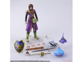 預訂 10月 日版 Square Enix  勇者鬥惡龍XI 尋覓逝去的時光 主人公 Dragon Quest XI Sugisarishi Toki wo Motomete - BRING ARTS: Hero Action Figure