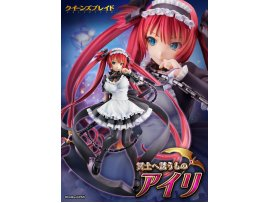 "預訂 1月 日版  MegaHouse [Exclusive Sale] 冥土之誘 Queen's Blade UNLIMITED - Infernal Temptress ""Airi"" PVC  Figure"