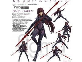 Max Factory  斯卡薩哈 381figma - Fate/Grand Order: Lancer/Scathach