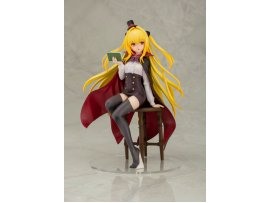 10月 日版 Chara-ani  金色の闇 To Love-Ru Golden Darkness 1/7  PVC Figure